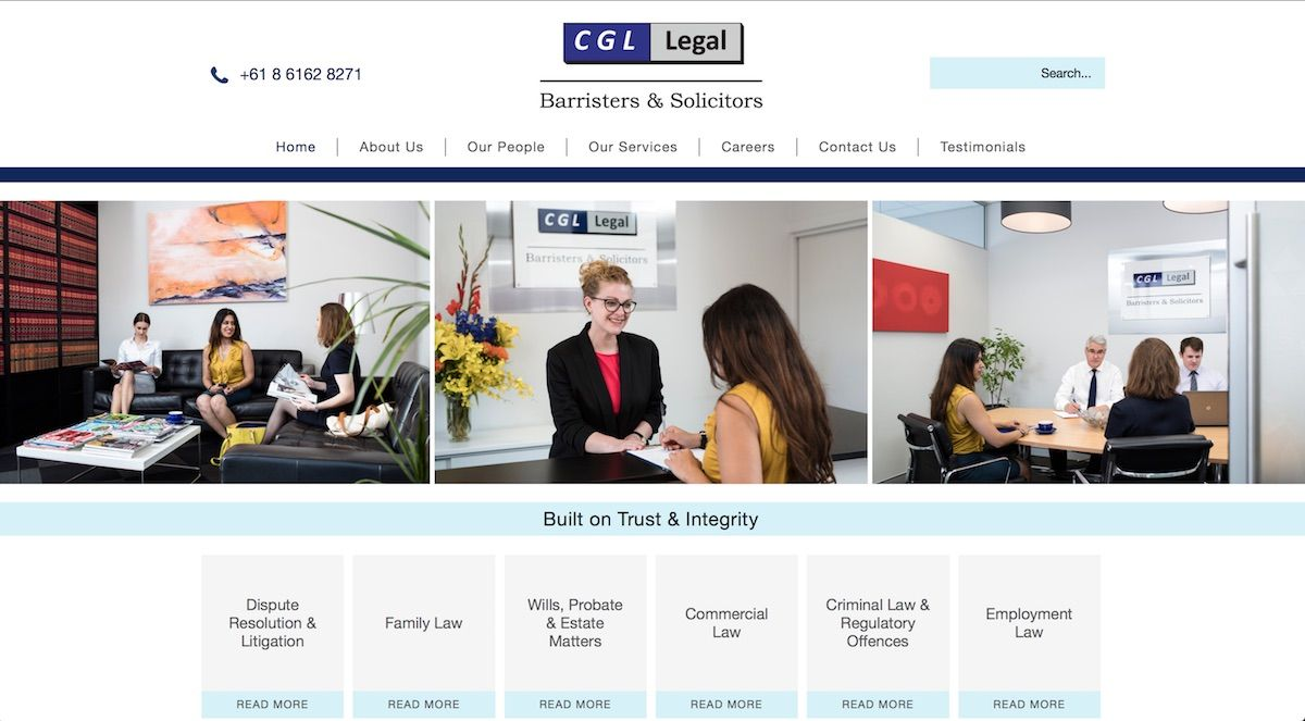 CGI Legal - Barristers & Solicitors Guildford